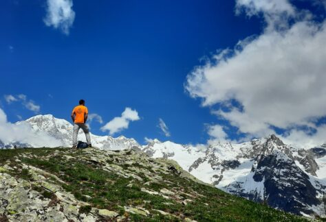 Val Ferret Monte bianco pampa trek (1)