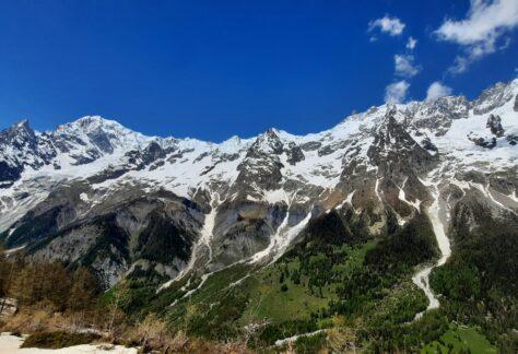Val Ferret Monte bianco pampa trek (4)