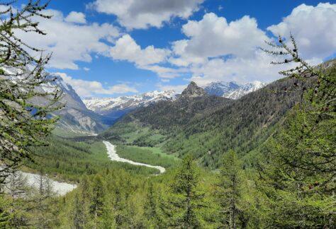 Val Veny Monte bianco Pampa Trek (18)