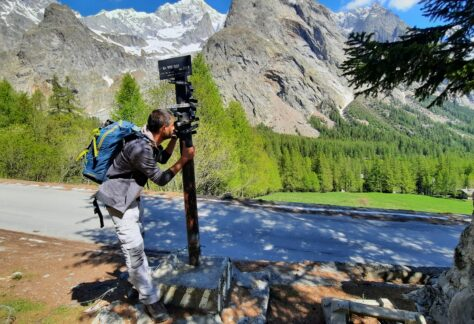 Val Veny Monte bianco Pampa Trek (4)