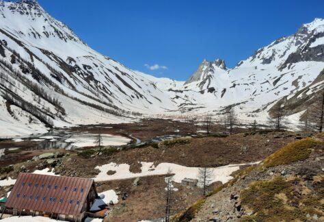 Val Veny Monte bianco Pampa Trek (8)